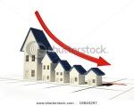 stock-photo-falling-home-sales-d-illustration-19849297