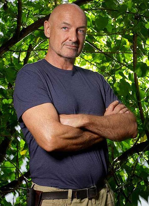 Terry O' Quinn interpreta a John Locke