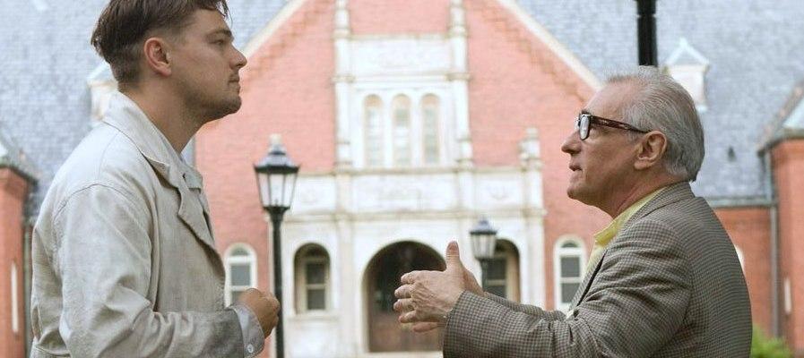 Shutter Island - Leonardo Di Caprio y Martin Scorsese