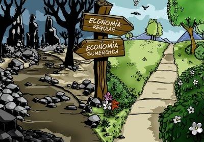 Efecto positivo de la economía sumergida