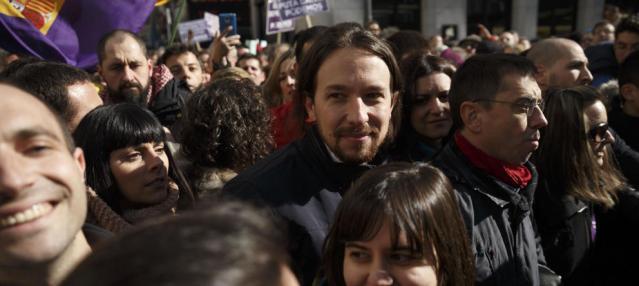 """""""las seis claves del CIS sobre Podemos"""""""